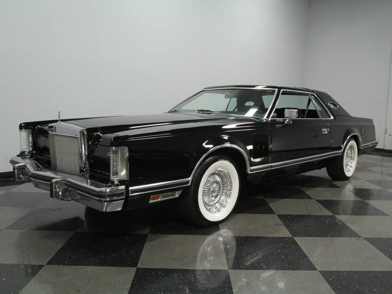 1979 Lincoln Continental Mark V Lincoln continental
