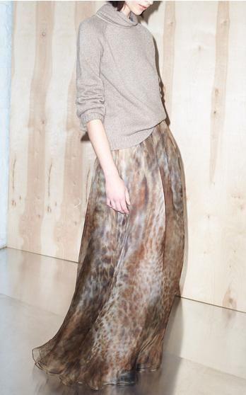 Sally LaPointe Resort 2016 Look 9 on Moda Operandi