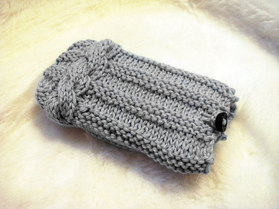 Iphone braid cover by Naonu - free pattern