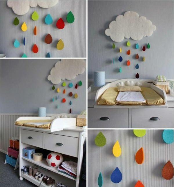 Schöne Dekoideen Kinderzimmer Dekorieren Diy Ideen | Deti