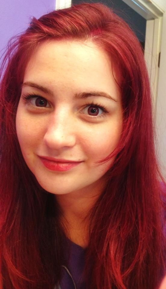 Magenta Hair With Ion Color Brilliance Brights Semi Permanent I