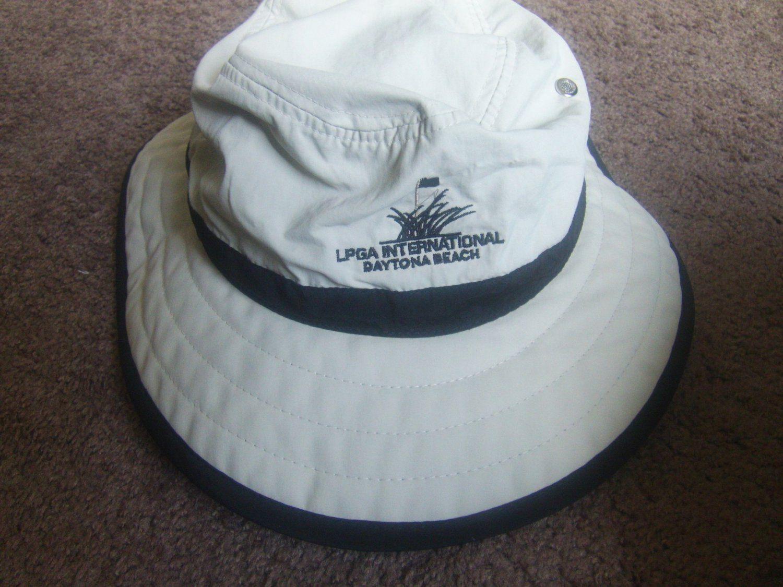 74ade5bf95049 LPGA International Daytona Beach Ahead Bucket Hat
