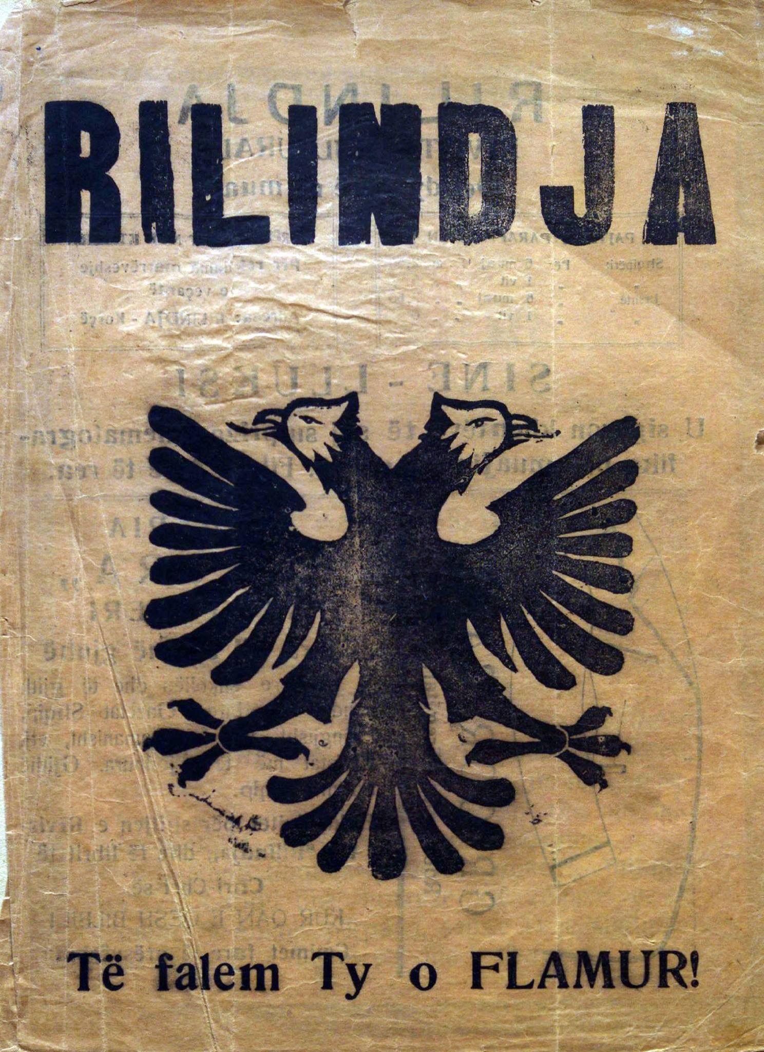 Pin Naim Scanderbek Flamuri De Albania Scanderbeg