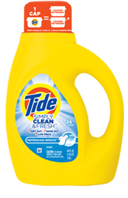 Tide Simply Clean Fresh Laundry Detergent Tide Simply Clean