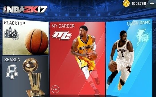 NBA 2K17 MOD APK + Data For Android [Unlimited Money] Latest | Free Download  Mod Apk Data Games Apps Android