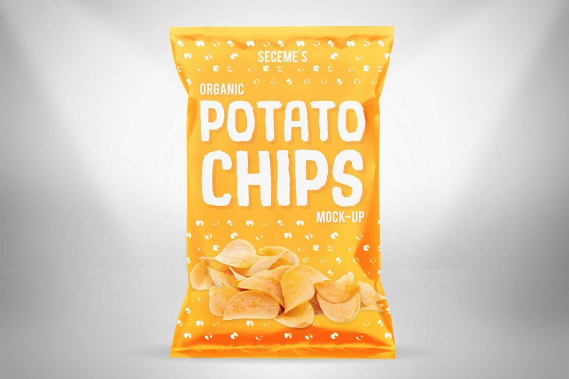 Download Chips Bag Mock Up Ad Affiliate Easy Presentation Product Intuitive Mockup Branding Mockups Mocking