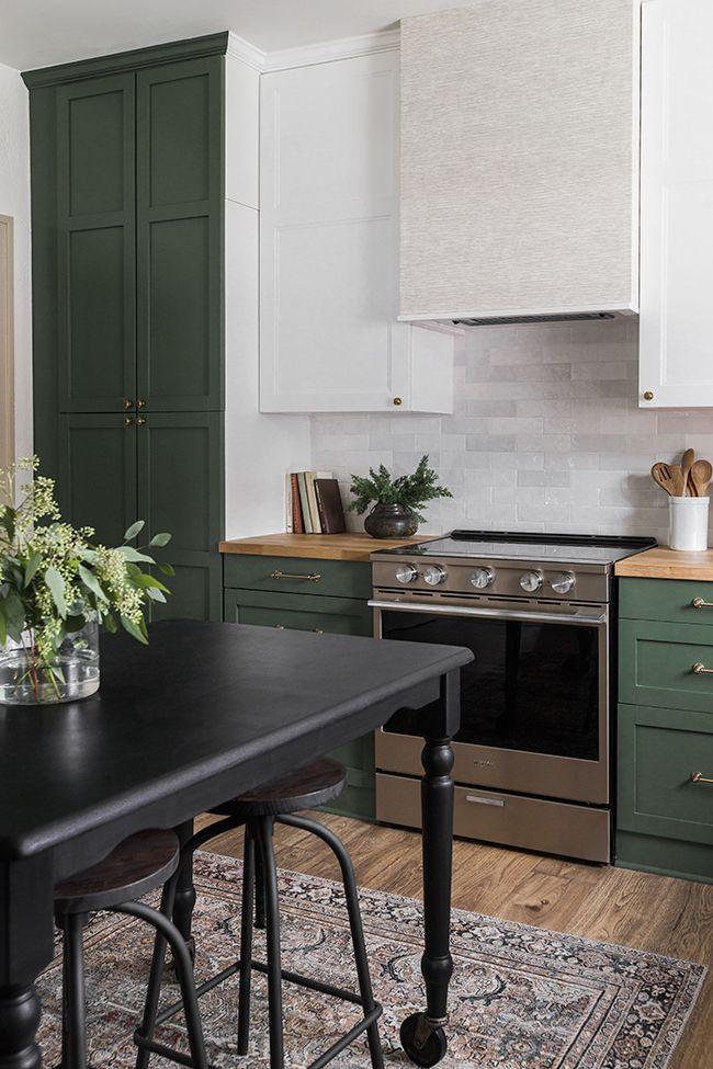 Riverside Retreat Kitchen Reveal Idee Deco Cuisine Renovation