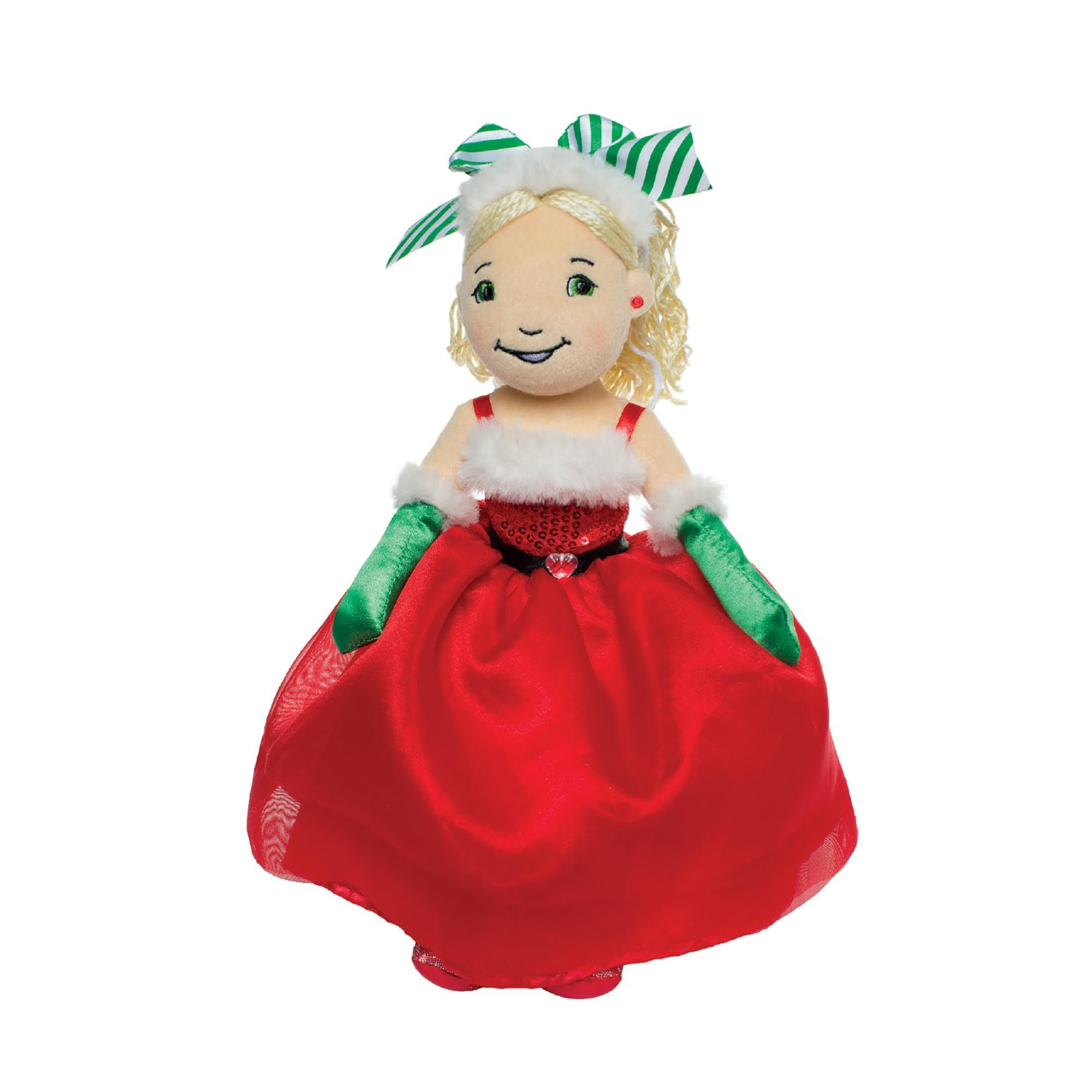Groovy Girls Christmas Belle Holiday Doll Holiday Fashion Christmas Girl Manhattan Toy