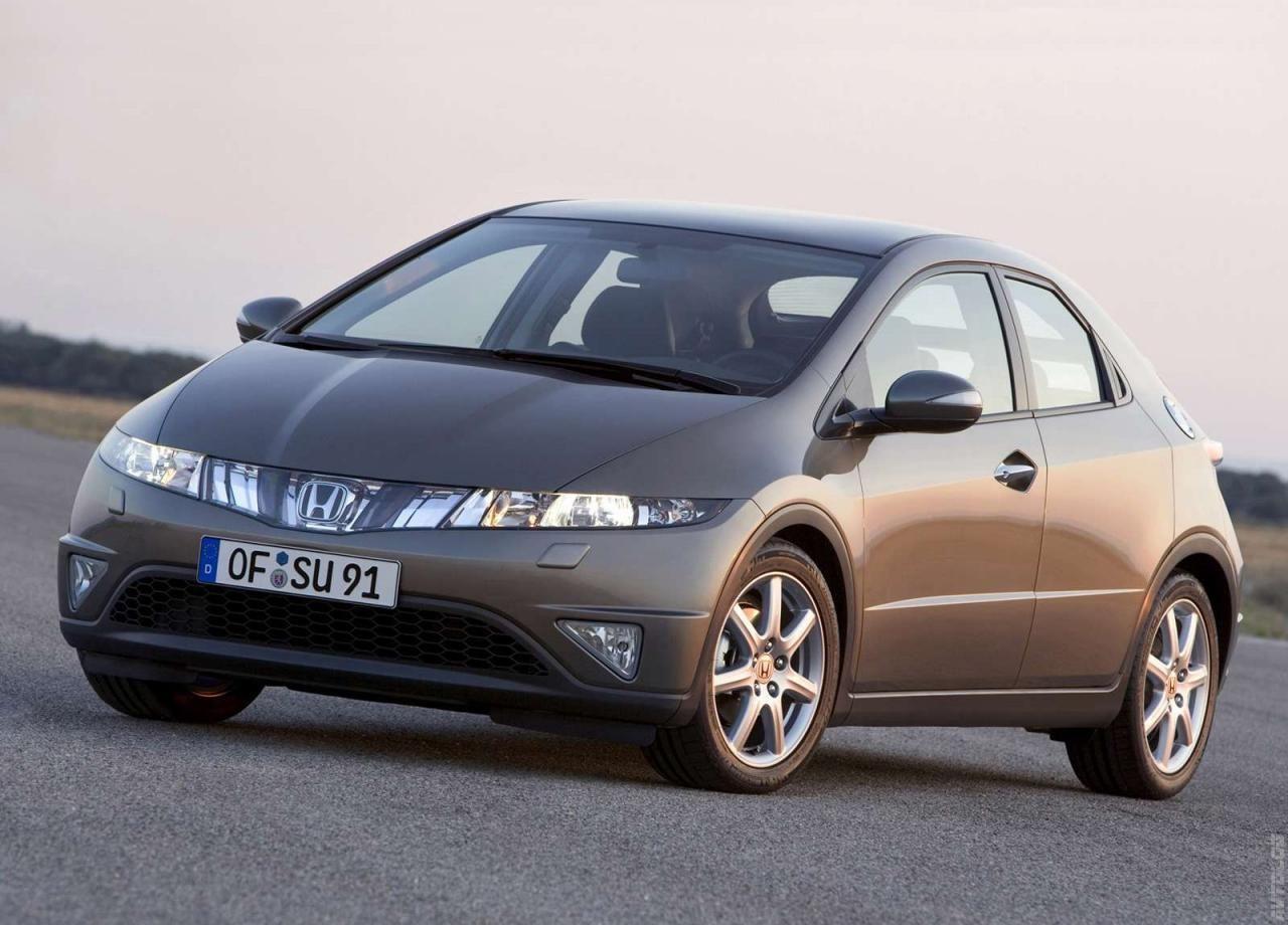 2006 Honda Civic Eur Honda Civic 2006 Honda Civic Honda Civic Hatchback