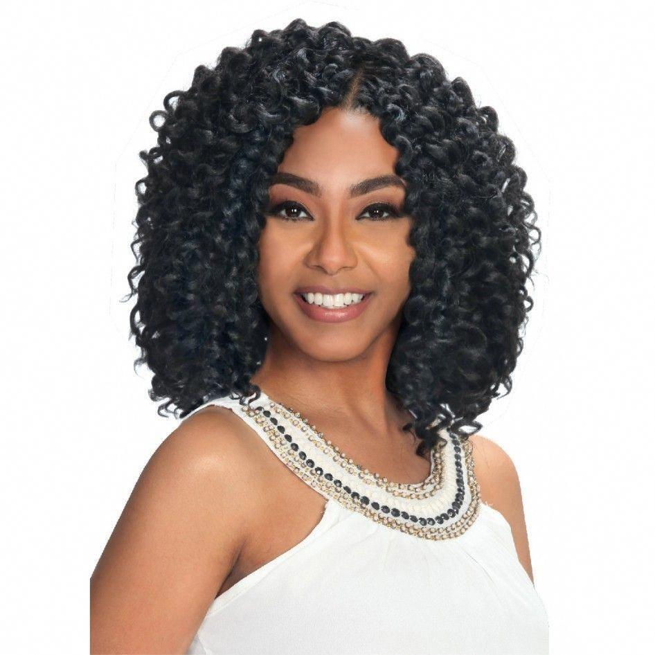 Zury v crochet braids u wanda curl in i love black women