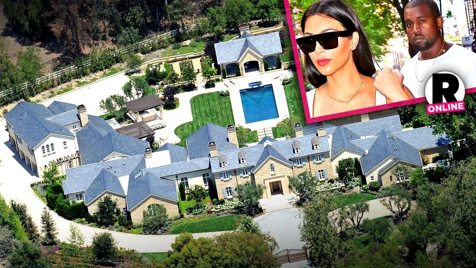 Kim K Hidden Hills Home House Unrest Kim Kardashian Kanye West Already Feuding Over Plans Kim Kardashian And Kanye Kim Kardashian Kanye West Kanye West
