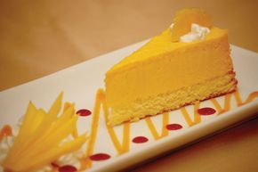 RECIPE: A Slice of Heaven: Mango Mousse Cake | SILICONEER | APRIL 2013