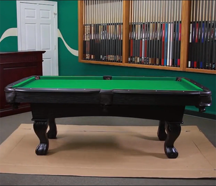 Standard Pool Table How Much Does A Good Pool Table Cost Best