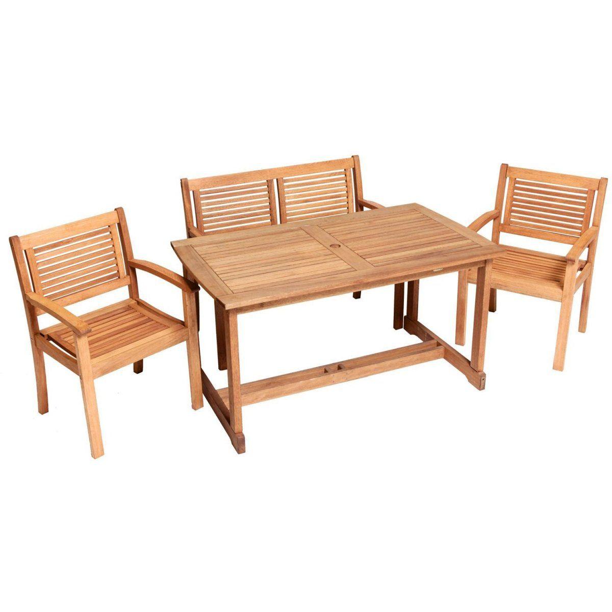 Gartenmöbel Set Cordoba 4 Tlg. Braun Jetzt Bestellen Unter: ...
