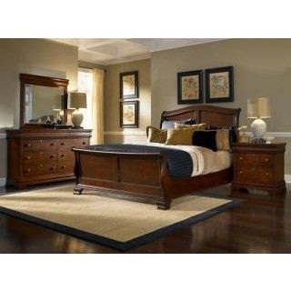 Broyhill Furniture Nouvelle Bedroom Group At Big Sandy Superstore - Big sandy bedroom furniture