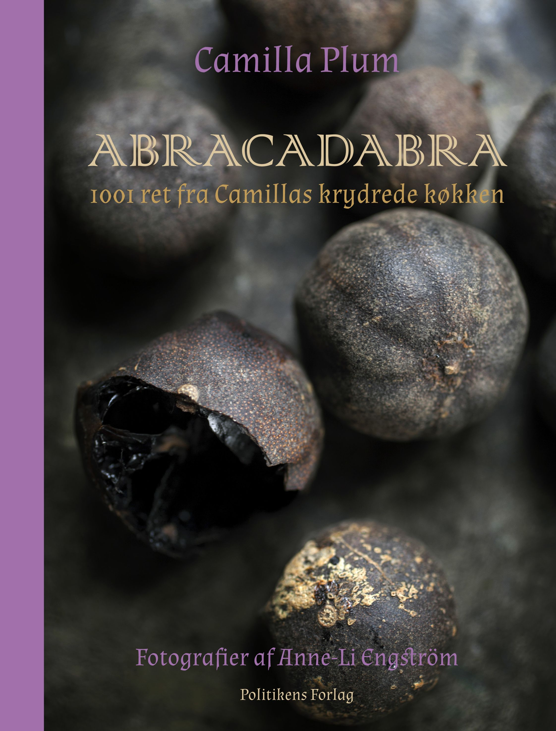 En god opskrift er som en trylleformular af krydderier. Her får du historien om alt fra kanel, koriander og vaniljestænger fra tropiske orkideer, som vokser på øer i Sydhavet - til sukker fra Lolland og Caribien og safran fra de afghanske højsletter. Bogen handler om kulturhistorien, men er samtidig en let tilgængelig og praktisk håndbog om, hvordan de enkelte krydderier bruges, hvad der passer sammen, og hvordan man bruger dem til at kaste tryllestøv over sin daglige mad.
