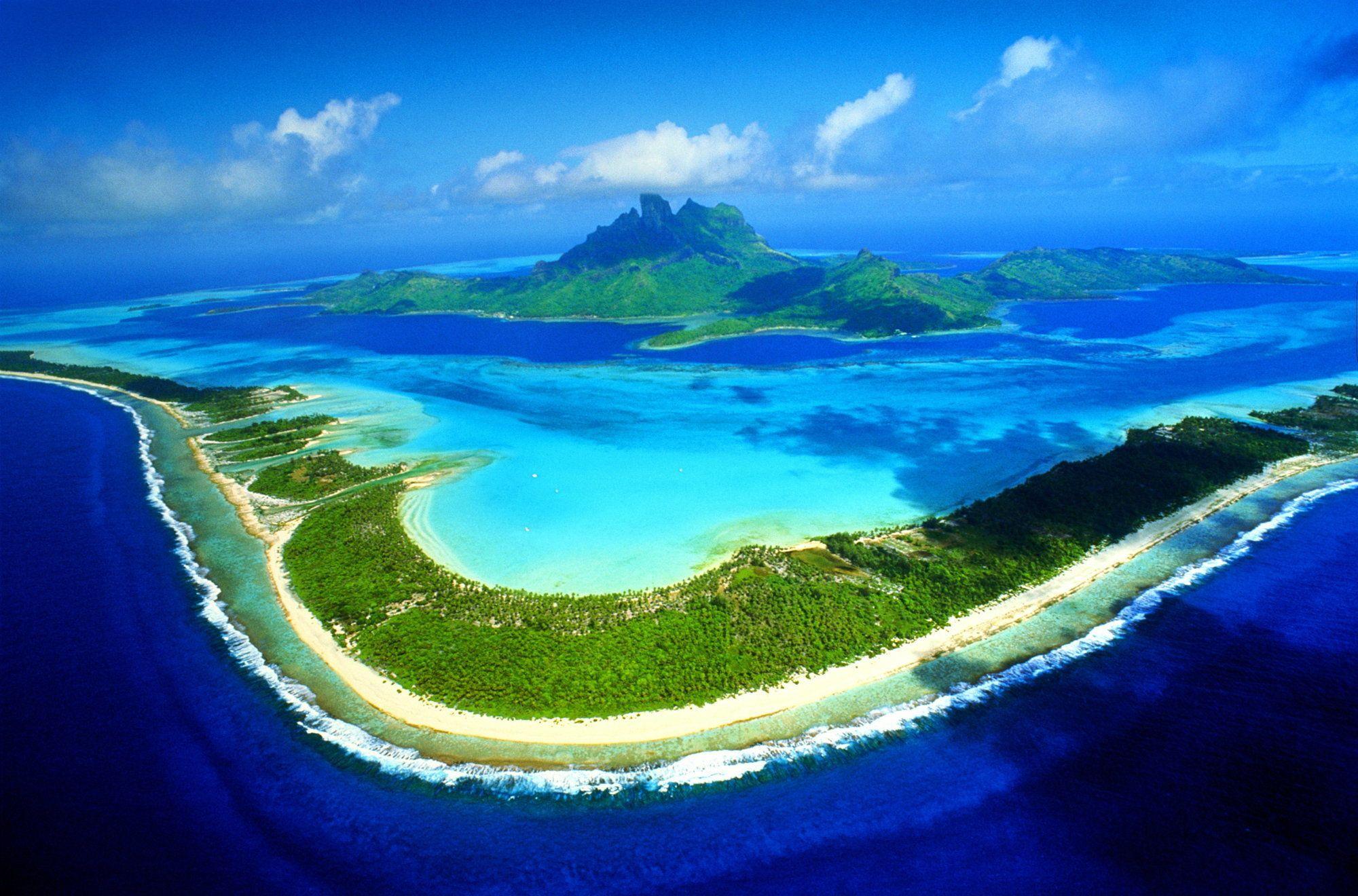 The 10 Best Islands In The World, According To TripAdvisor. Bora Bora
