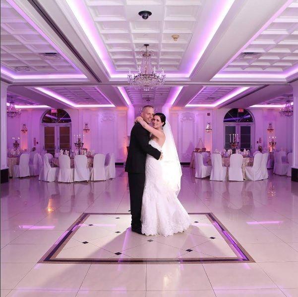 Jill And Chris By ADA Studio At Villa Lombardis Long Island Wedding Venue