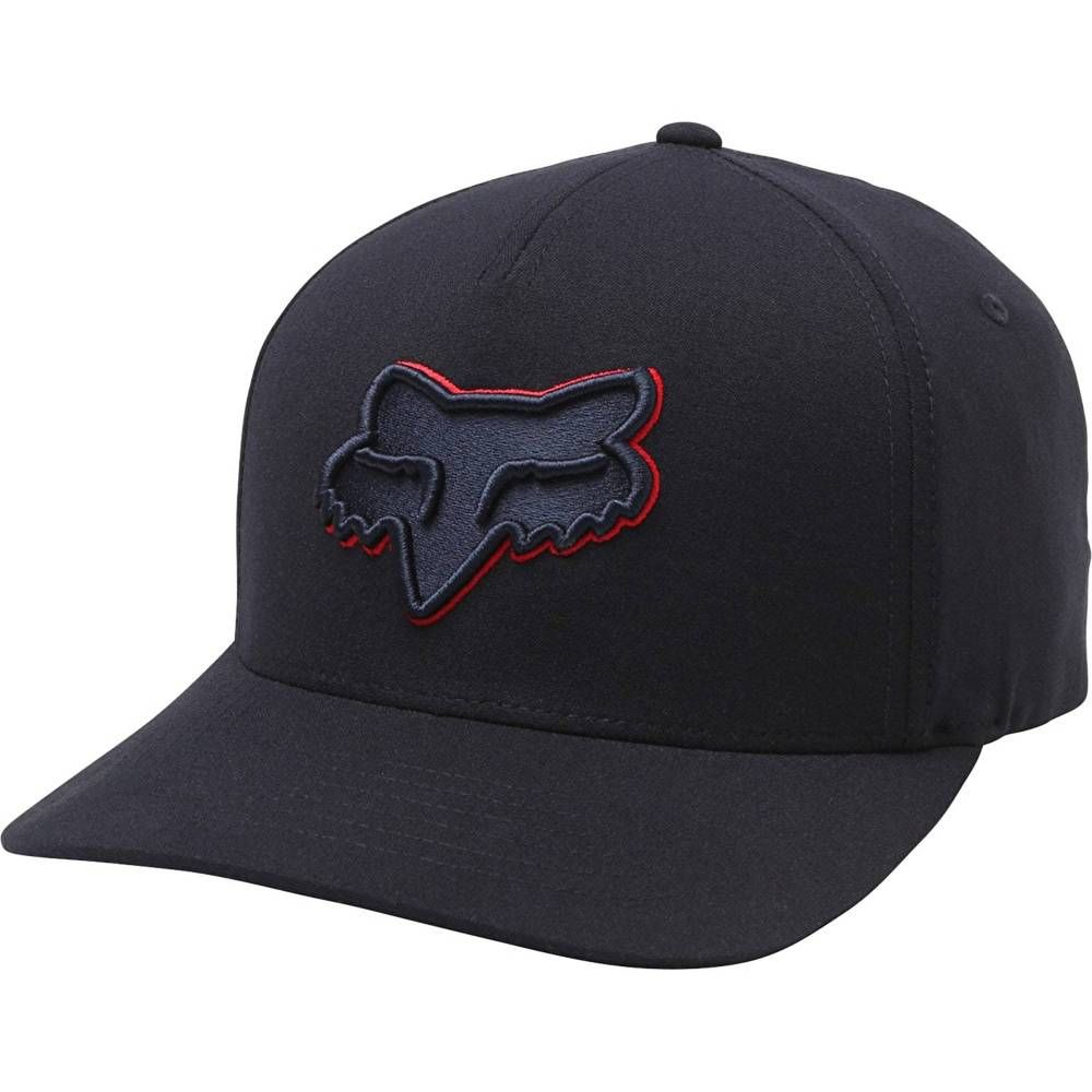 984129cd125 eBay  Sponsored Fox Epicycle Flexfit Cap - Black Fox Man