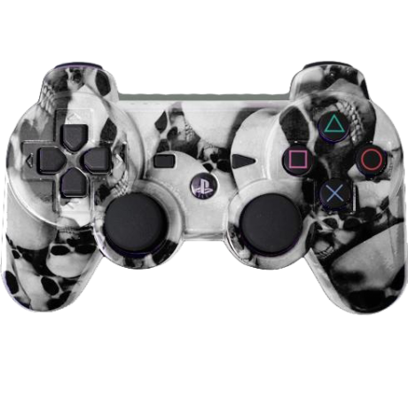 Some of the best looking custom ps3 controllers come from http://www.rapidmodz.com/playstation-3-modded-controller/playstation-3-modded-controllers.html Check it out!