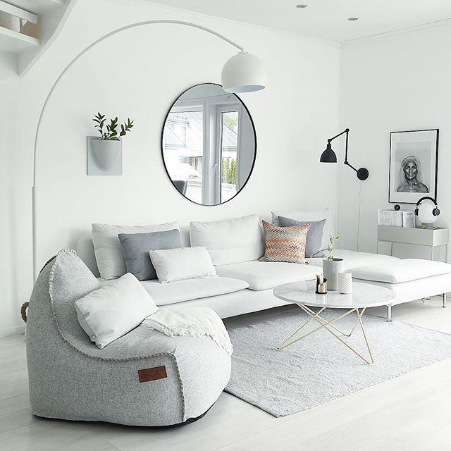 Instagram Photo By Hanne Jun 15 2016 At 5 08pm Utc Spacious Living Room Living Room Designs Living Room Inspo