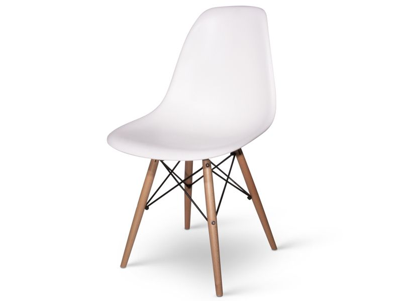 Chaise Eames DSW Blanc Eames Chairs Ikea Hack And Apartments - Chaise design