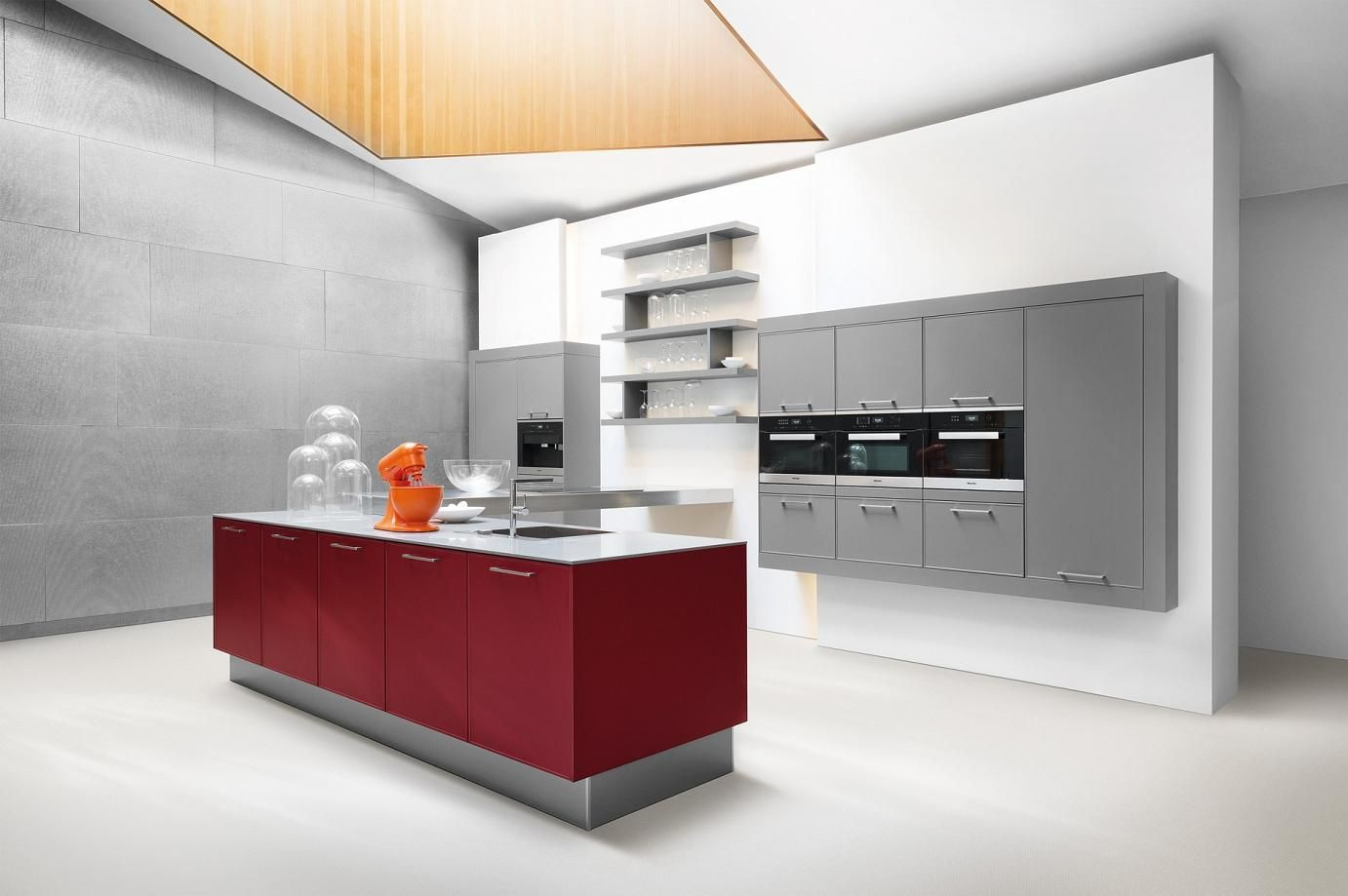 Best Marsala Pantone For Kitchens Grey Kitchen Walls Kitchen 400 x 300
