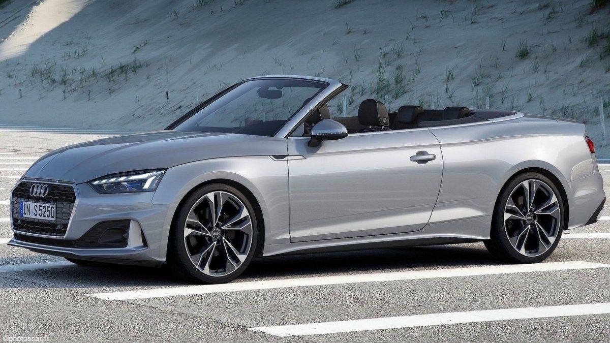 Audi A5 Cabriolet 2020 Audi S5 Audi A5 Audi