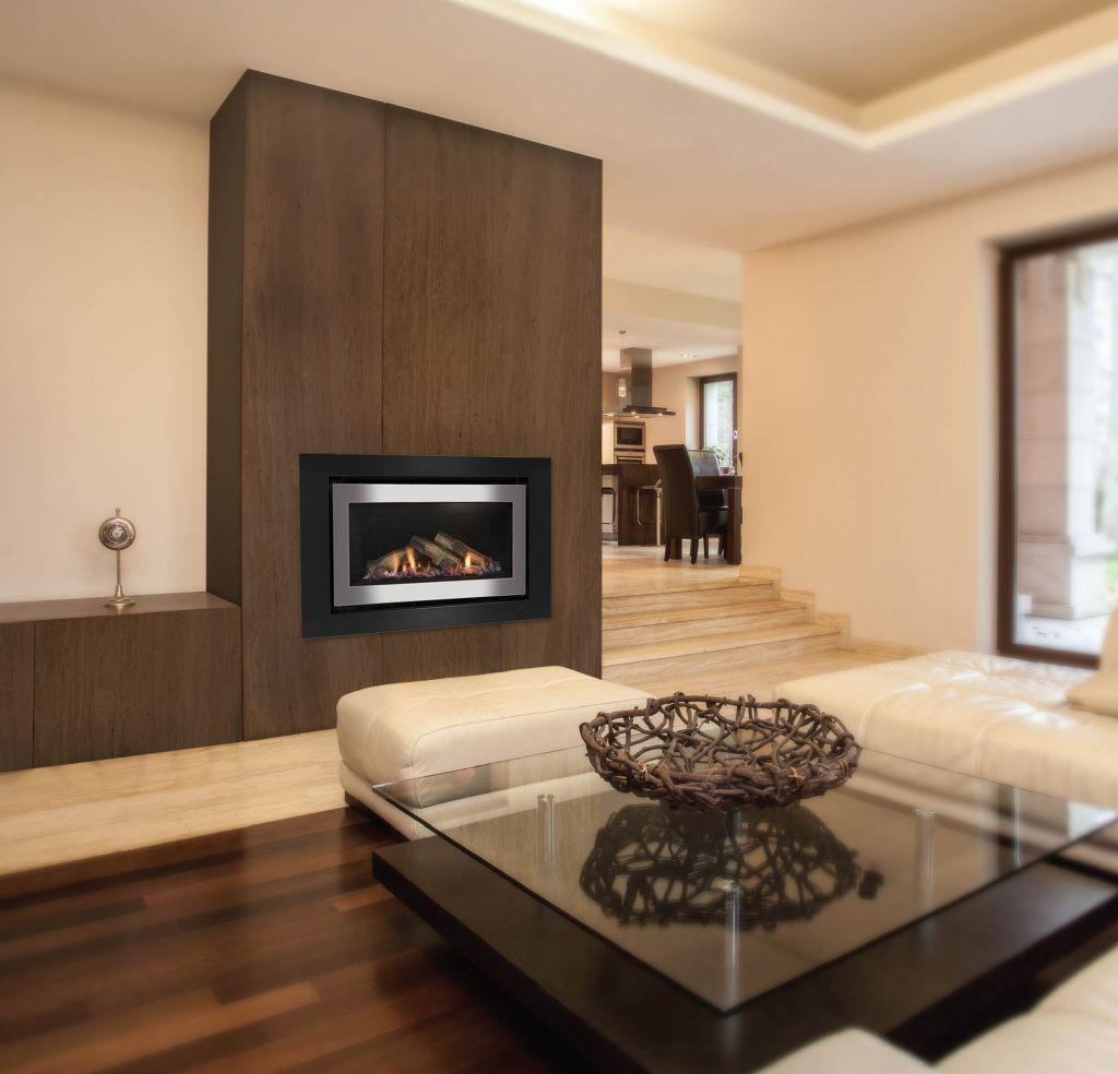 The new 950 Gas Log Flame Fire is the latest addition to ...