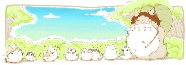 Totoro #Ghibli | Studio Ghibli | Totoro, Studio ghibli, Ghibli