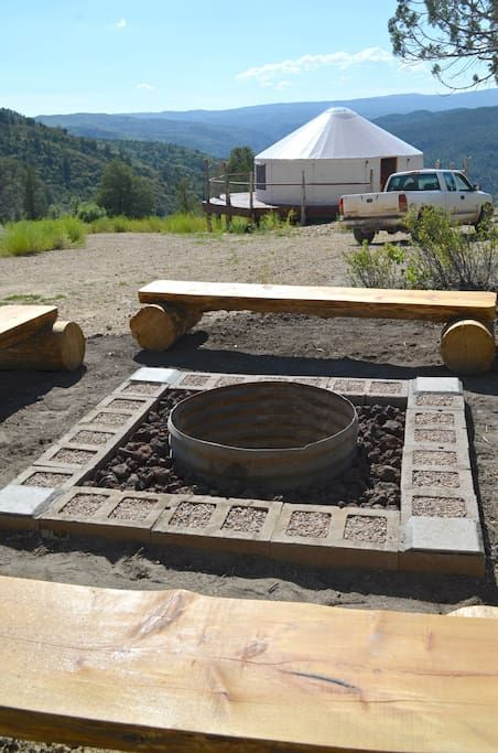 Check Out This Awesome Listing On Airbnb Zion Backcountry Yurt Yurts For Rent In Orderville Zion Backcountry Yurt Yurts In Zi Yurt Zion National Park Zion