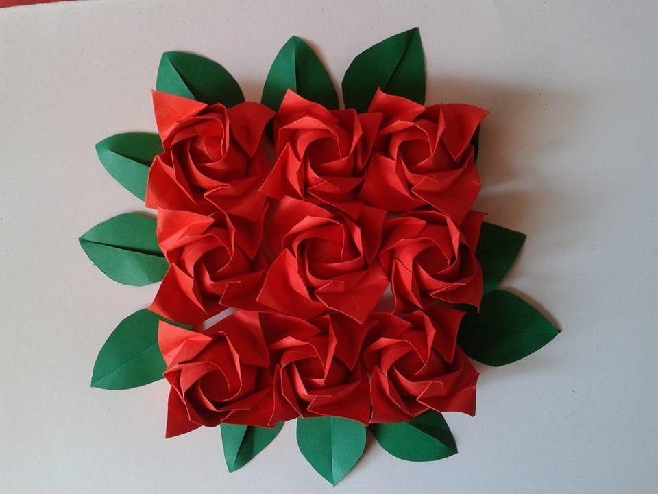 http://majomajo17.tumblr.com/post/114113424868/origami-fukuyama-roses-folded-by-me-tutorial