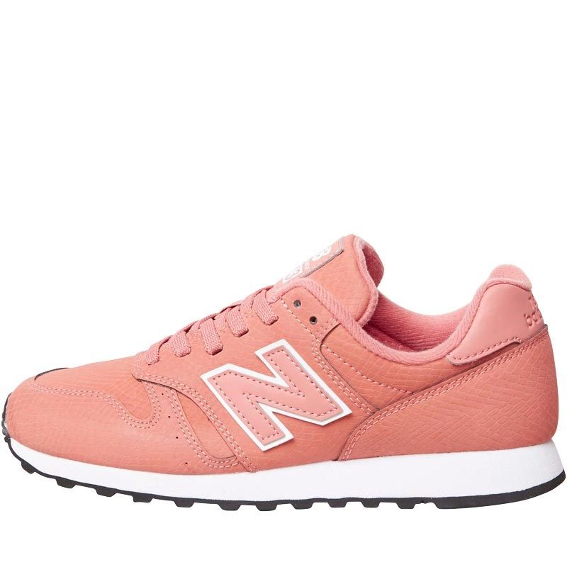 New Balance Womens 373 Trainers Pink (With images) | New ...
