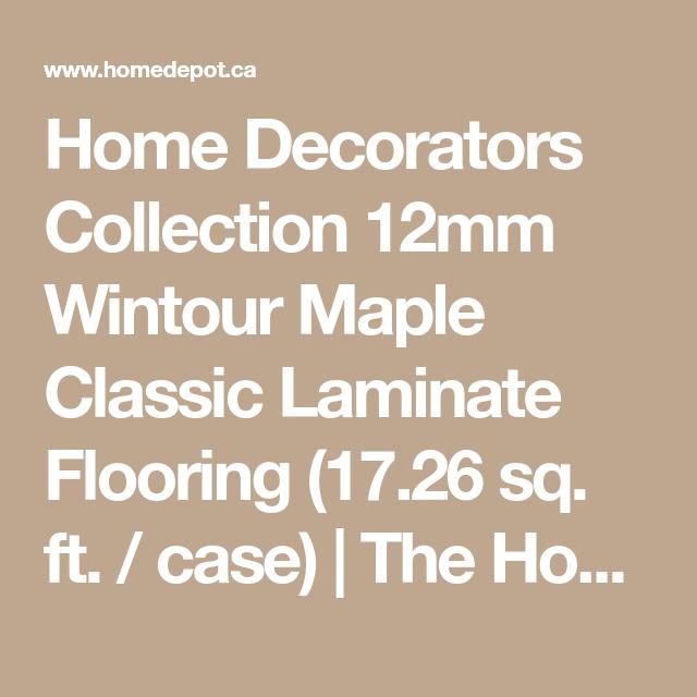 Laminate Flooring 17 26 Sq Ft