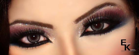 Arabic Eye Makeup | Arabic kohl is good for your eyes especially if you leave it on your ...