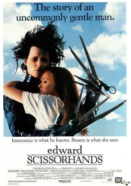 Edward Scissorhands Did You Hear That He S A Perversion Of