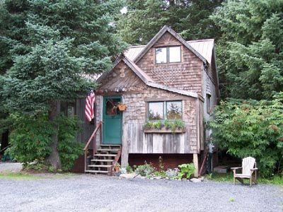 Seward Alaska Cabin Tiny Houses Alaska Cabin Seward