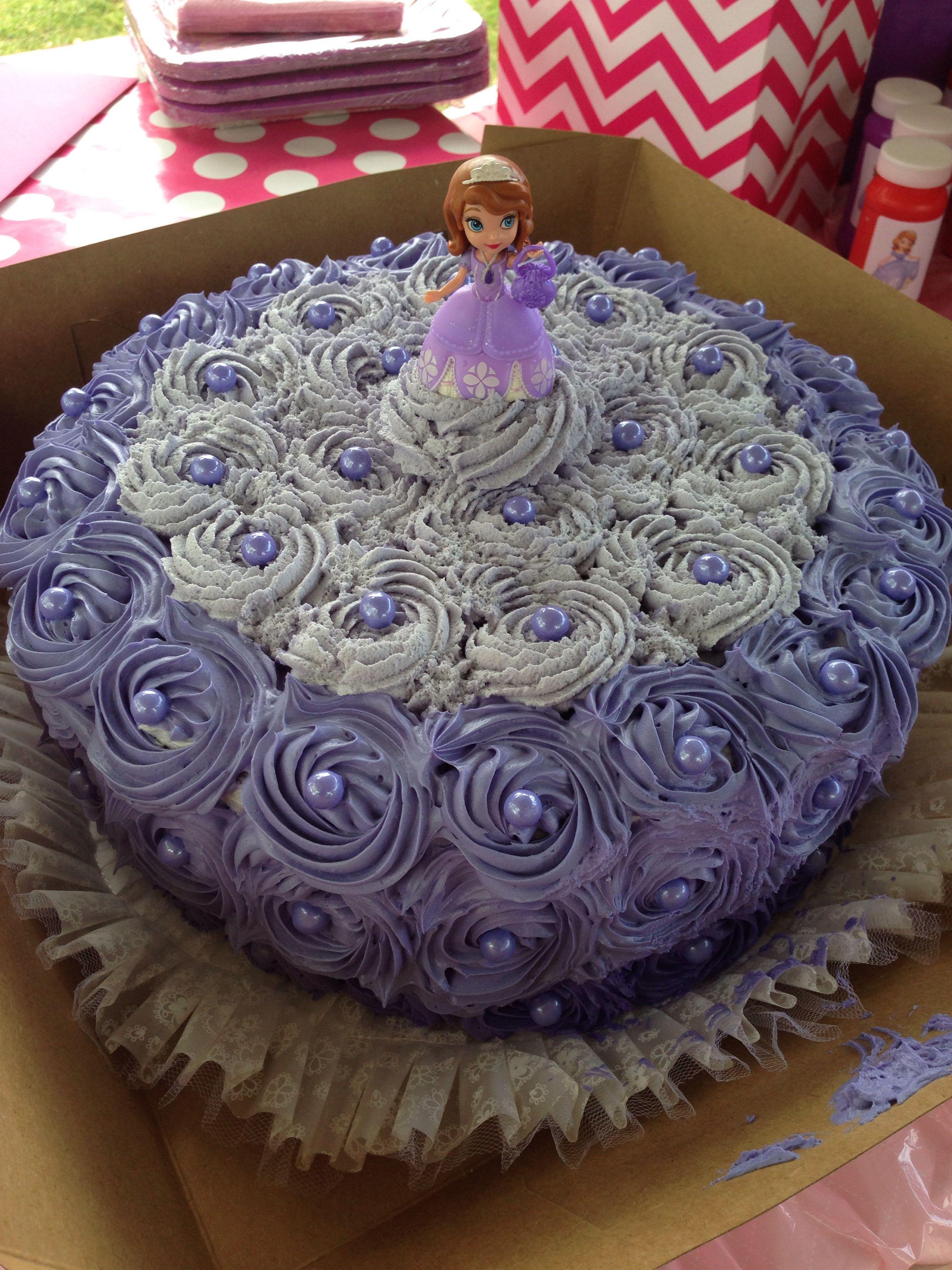 Sofia The First Cake Birthday Ideas Pinterest Cake Birthdays