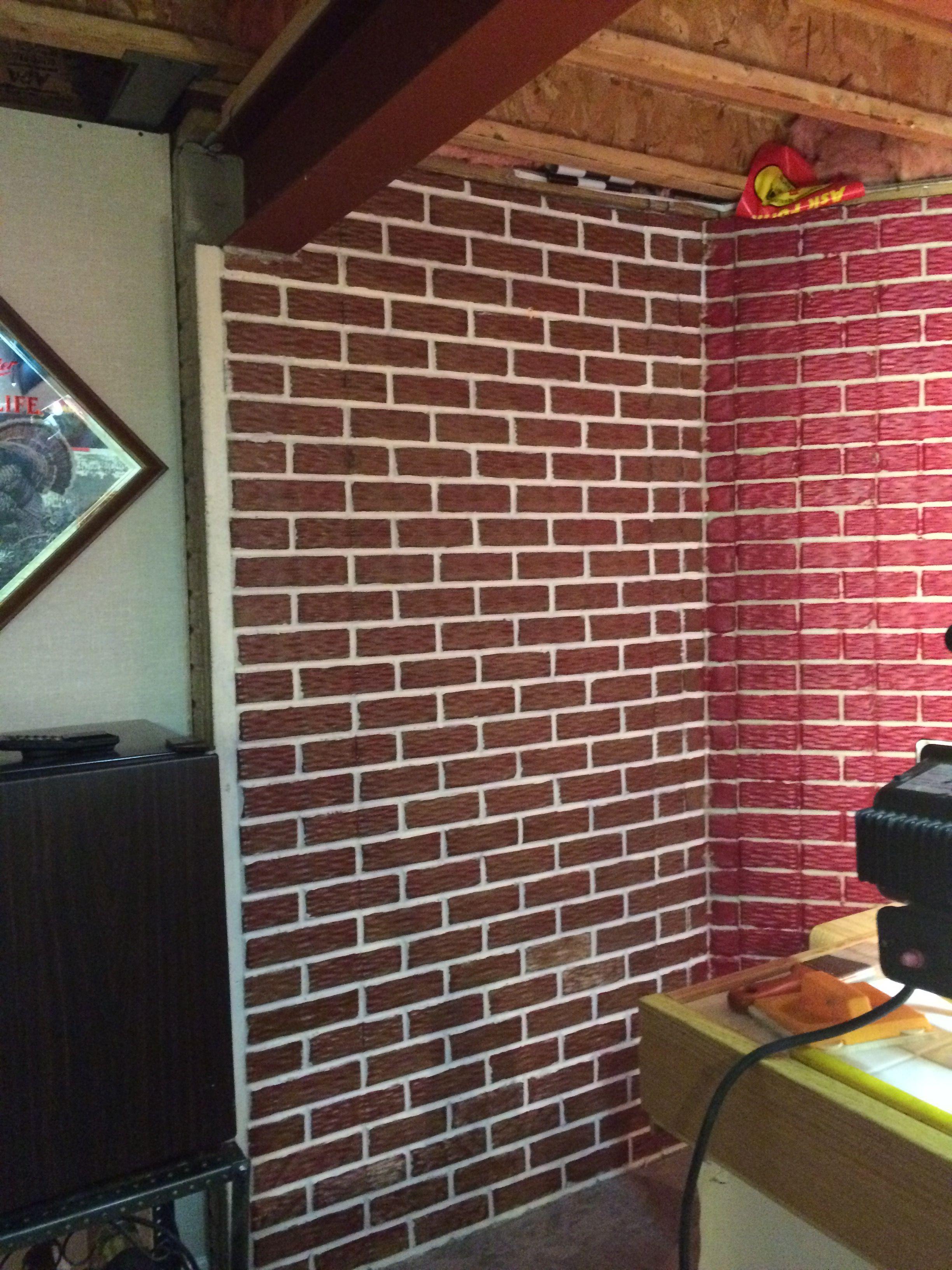Painting Poured Concrete Basement Walls Concrete Basement Walls Concrete Walls Diy Concrete Wall