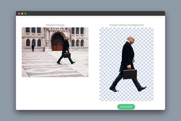 موقع Remove Bg الذي أدهش الجميع يطلق الآن برنامج صغير لإزالة الخلفية من عدة صور دفعة واحدة Reading Polaroid Film Original Image