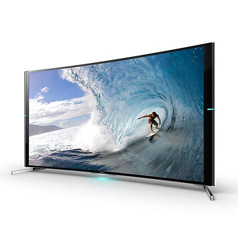 Sony Bravia Kd 65s9005 Curved 4k Ultra Hd Smart Tv 65 With
