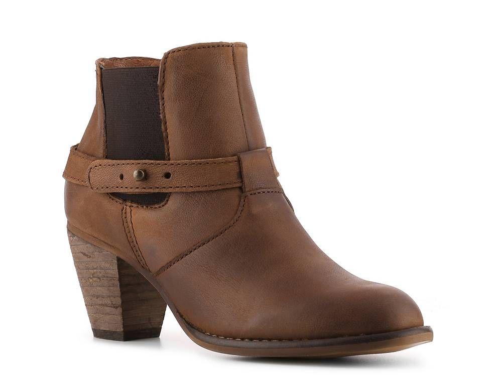 78b68d8e3f8 Steven by Steve Madden Spunkk Bootie | DSW - love these boots ...
