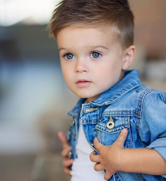 Pin By Mila Spring On Kinder Baby Boy Hairstyles Little Boy Haircuts Toddler Hairstyles Boy