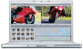 """2008: Apple MacBook Pro Core 2 Duo 2.5 GHz 17"""""""