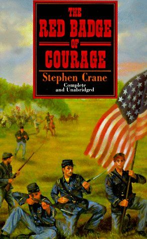 The Red Badge Of Courage By Stephen Crane Stephen Crane Badge Books