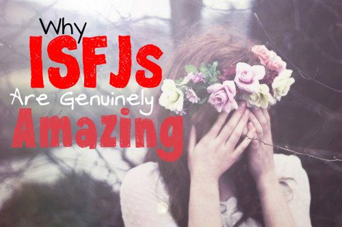 Wow! So touching and accurate for ISFJs!