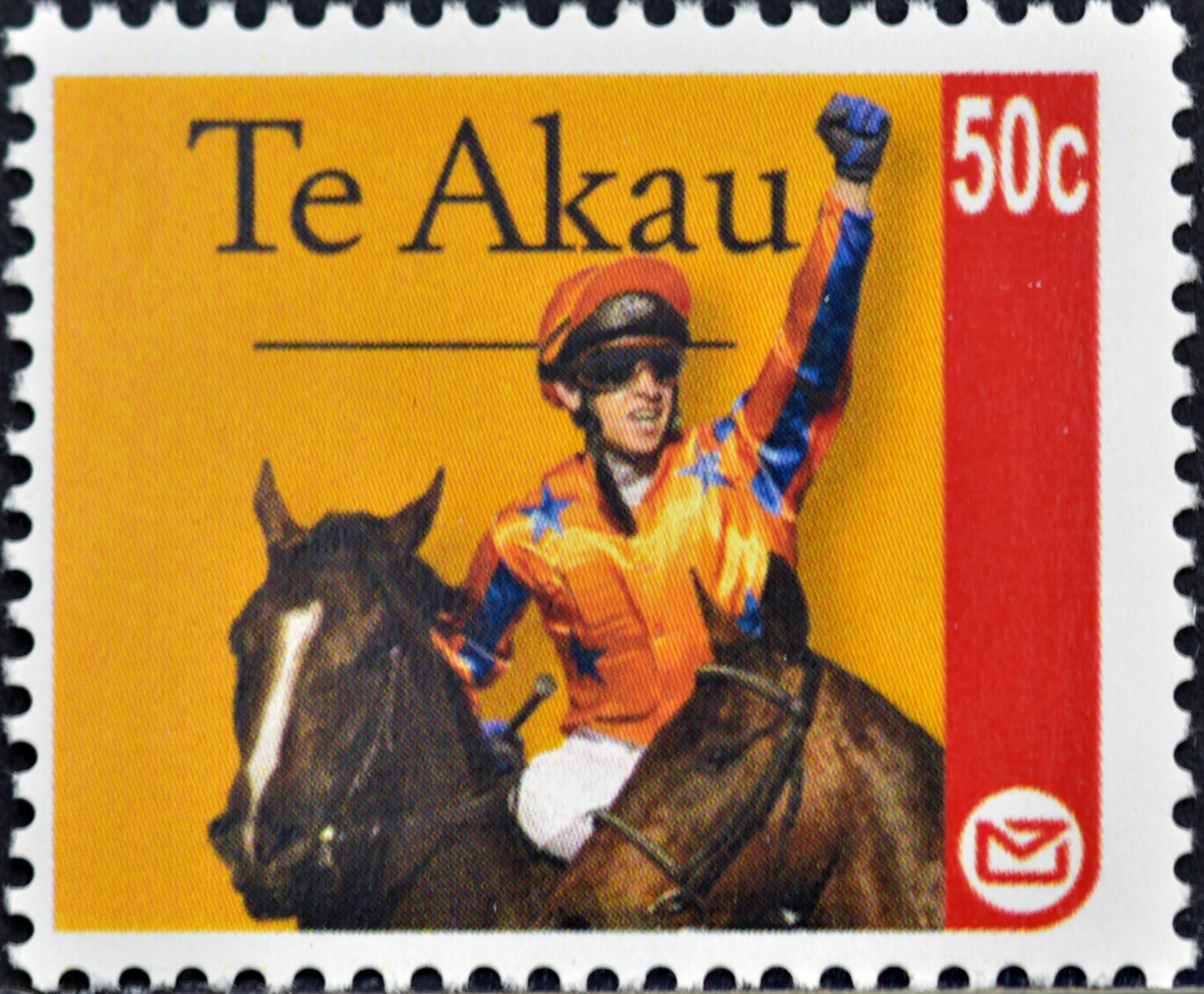 New Zealand (1230) 2009 Personalised Postage Stamps Te