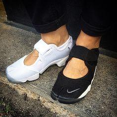 Instagram · Nike Air Rift ...