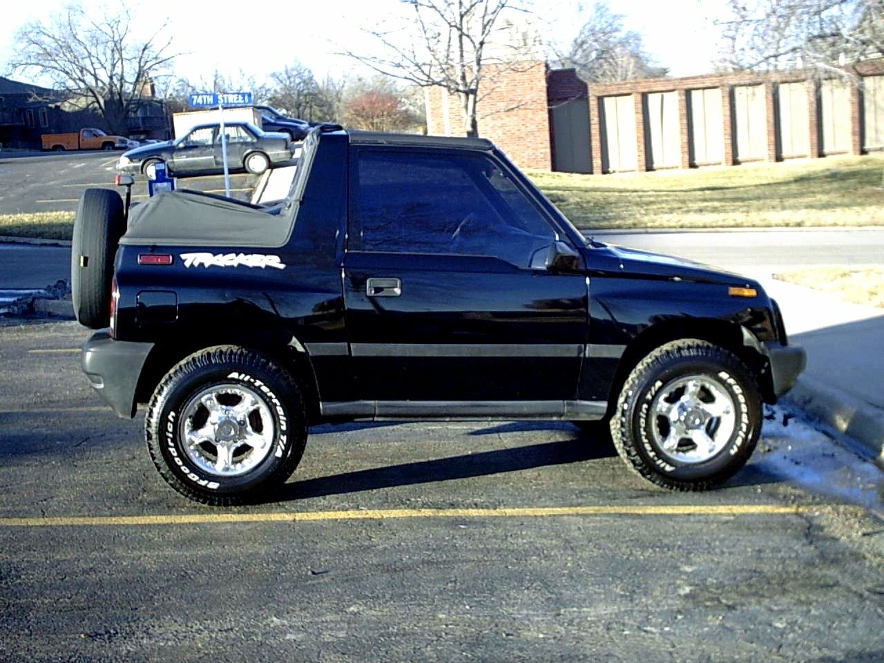 1997 geo tracker 2 dr std convertible geo pinterest convertible cars and 4x4. Black Bedroom Furniture Sets. Home Design Ideas