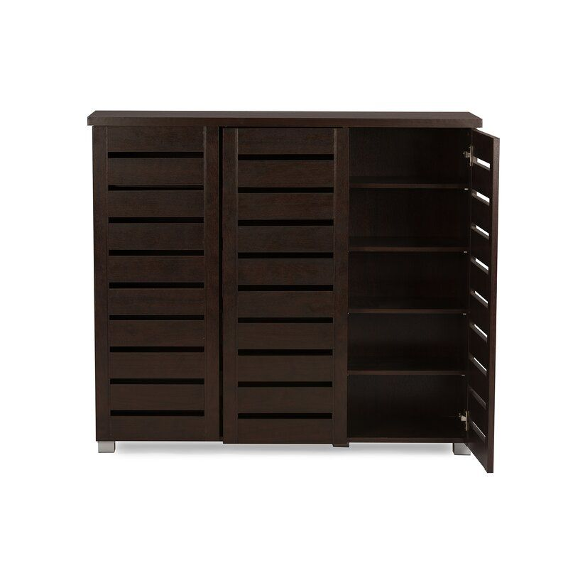Belote 20 Pair Shoe Storage Cabinet Reviews Joss Main Shoe Storage Cabinet Entryway Shoe Storage Entryway Shoe